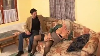 Preview 2 of GRANDMA IS AT IT AGAIN 1 - Scene 3