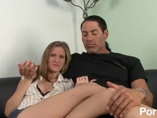 Preview 2 of Fuck My White Wife - Scene 3