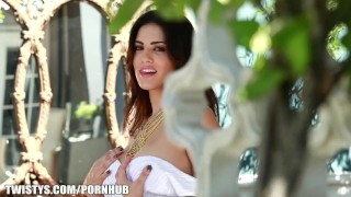 Preview 5 of Sunny Leone is Miss November - Twistys Treat of the Year