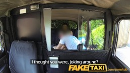 FakeTaxi Beautiful brunette with all the right moves