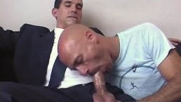 Woow! How your cock is huge! I want to suck it because you're str8 guy !