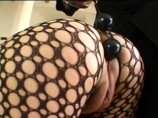 Preview 3 of Lex fucks a girl in fishnet and boots