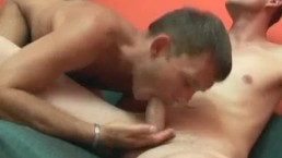 Sinful Cock Sucking Action For These Men