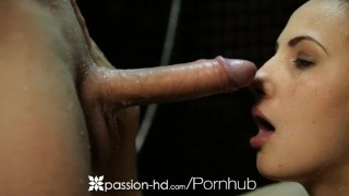Preview 3 of HD - Passion-HD Sexy Connie Carter skinny dips with big cock