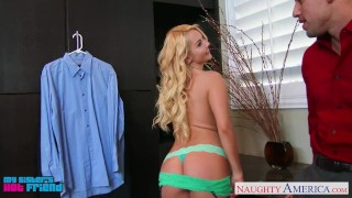 Preview 3 of Sexy blonde Aaliyah Love gets nailed