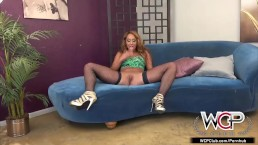 WCP CLUB Creampie deliscious for pink pussy