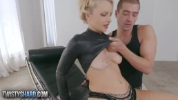 Twistys Hard- hot blonde Staci Carr loves cock