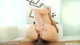 Anikka Albrite banged by big black cock