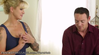 Preview 1 of FantasyMassage Serious Mommy Issues