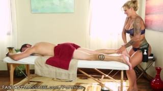 Preview 4 of FantasyMassage Serious Mommy Issues