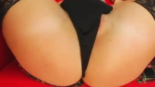 Preview 4 of Ass Traffic Two cocks pound Kathy's ass and pussy and she eats cum