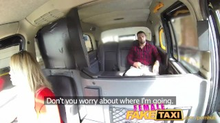 Preview 3 of FemaleFakeTaxi Welsh lad gets a sweet surprise