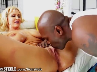 Preview 3 of Ryan Conner Opens her Ass for HUGE Black Dick