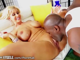 Preview 4 of Ryan Conner Opens her Ass for HUGE Black Dick