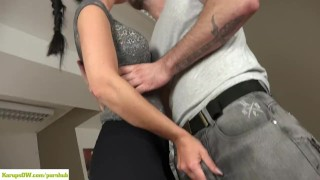 Preview 1 of KarupsOW - Older Babe Alicia Fucked Hard