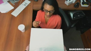 How to sexually annoy your secretary properly