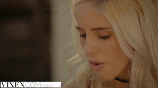 Preview 3 of Vixen.com Sexy blonde fucked by Step Brother