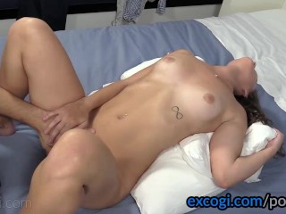 Preview 2 of Shy College Amateur Turns Into Orgasmic Nympho