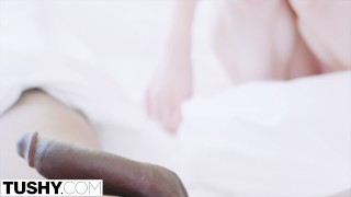 Preview 3 of TUSHY Gamer Teen loves anal sex