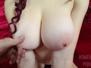 Preview 1 of Dorm Room Fucking and Cum On My Big Tits