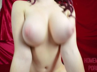 Preview 4 of Dorm Room Fucking and Cum On My Big Tits