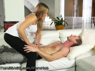 Preview 2 of FantasyMassage He Makes Cheating Wife Watch