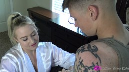 STEPMOM'S SEDUCTION -Promise Me Don't Tell Dad This Is Our Little Secret E1