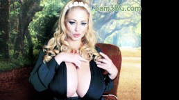 Part 2 of my weekly live cam members show of Sam38g.com