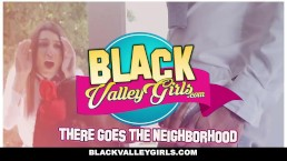 BlackValleyGirls- White Girl Gets Dumped For Preppy Ebony Teen