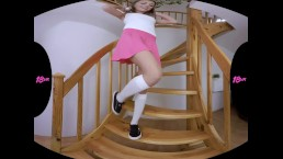 18VR Fuck Katy Rose's Ass And Pussy VR Porn