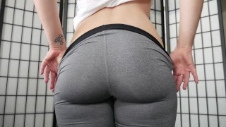 Preview 4 of Ash's Ass JOI for her Pornhub Fam