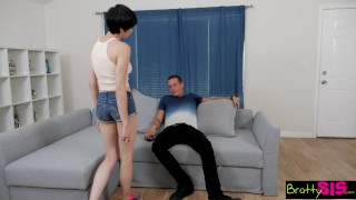 BrattySis - Little Step Sis Loves It Rough