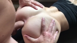 Cheating TEEN gets HARD ANAL GAPE & CREAMPIE - Adventurescouple