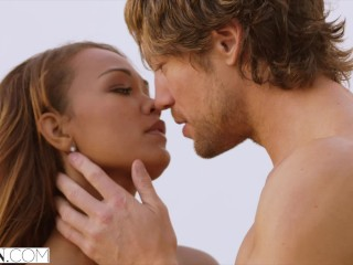 Preview 4 of VIXEN Naughty Assistant Seduces Boss on Vacation