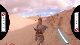 Preview 3 of VRCosplayX.com Star Wars Sex Parody With Taylor Sands Getting Banged