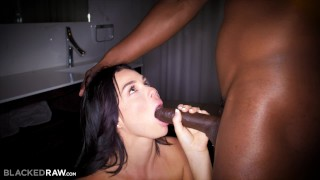 Preview 5 of BLACKEDRAW His red head Girlfriend cheated with bbc