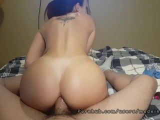 Preview 4 of The Three Kings brought me a multiple anal orgasm - Made in Canarias