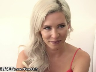 Preview 2 of Kacey Jordan Gives Asshole to Best Friends Cheating Husband!