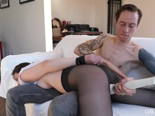 Preview 1 of Intense Anal in Bondage, Gaping, and Spanking Casey Calvert