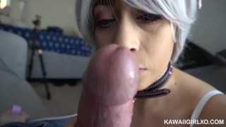 Preview 4 of Neko Girl Makes Me Cum Twice