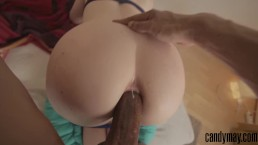 Candy May - 100% ANAL POV