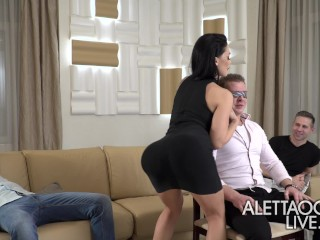 Preview 2 of Aletta Ocean - The Superfan - alettAOceanLive