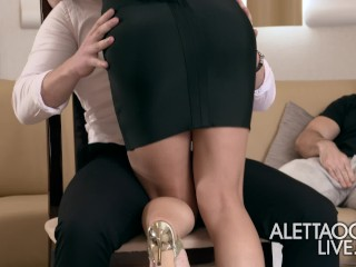 Preview 3 of Aletta Ocean - The Superfan - alettAOceanLive