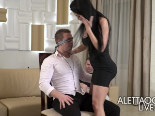 Preview 4 of Aletta Ocean - The Superfan - alettAOceanLive