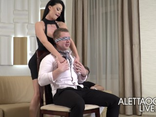 Preview 5 of Aletta Ocean - The Superfan - alettAOceanLive