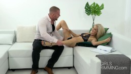 Rimjob Memories - Hot Blond Girls - GIRLSRIMMING