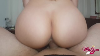 Preview 1 of HE COMES SO FAST !!! CAN'T RESIST MY TIGHT PUSSY