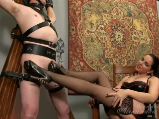 Preview 4 of Alexandra Snow - Ruined for Chastity