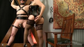 Preview 1 of Alexandra Snow - Ruined for Chastity