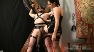 Preview 3 of Alexandra Snow - Ruined for Chastity